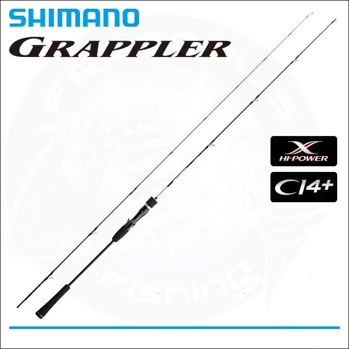SHIMANO GRAPPLER MT.1.91