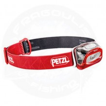 PETZL TIKKA ACTIVE SERIES ROUGE