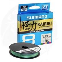 SHIMANO KAIRIKI 8 MULTICOLOR MT.150